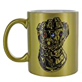 Marvel Inf War Gold Mug