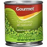 Gourmet Finos Guisantes al Natural - Pack de 3 x 200 g - Total: 600 g