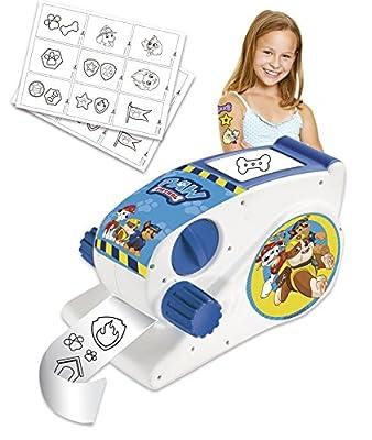 Patrulla Canina - Fábrica de tatuajes (Simba 9413053) de Simba Toys