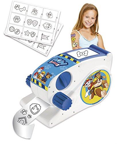 Patrulla Canina - Fábrica de tatuajes (Simba 9413053)