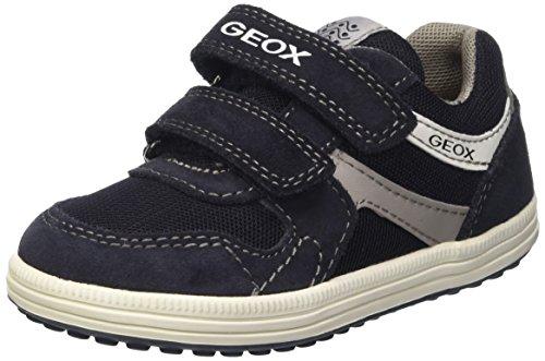 Geox Jr Vita a, Zapatillas para Niños, Azul (Navy/greyc0661), 28 EU
