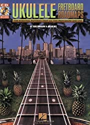 Fretboard Roadmaps - Ukulele: The Essential Patterns That All the Pros Know and Use by Jim Beloff (2006-08-01)