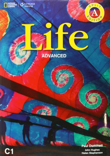 Life Advanced: Combo Split A por Heinle
