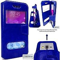 Funda SONY XPERIA Z - azul - Cubierta universal de calidad CEKA TECH®