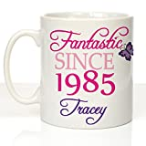 30th birthday Coffee/ Tea Mug, Personalised 30th birthday - Best Reviews Guide
