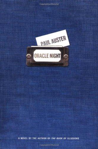 Oracle Night (Auster, Paul)