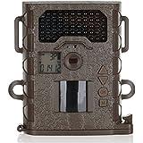 """Gemtune G-800 12MP infrarouge Trail caméra avec vision de nuit, intempéries, IP66, 48pcs Aucune lueur IR LED, 1,5 """"écran LCD, appareil photo de chasse, Caméra Scoutisme"""