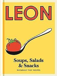 Little Leon: Soups, Salads & Snacks: Naturally Fast Recipes (Leon Minis) by Leon Restaurants Ltd (2013-04-01)