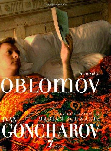 Book cover for Oblomov