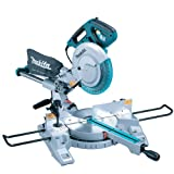 Makita LS1018L/1 Slide Compound Mitre Saw with Laser, 110 V, 260 mm