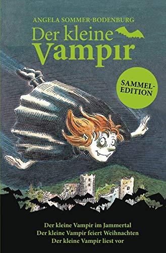 er kleine Vampir im Jammertal, Der kleine Vampir feiert Weihnachten, Der kleine Vampir liest vor ()