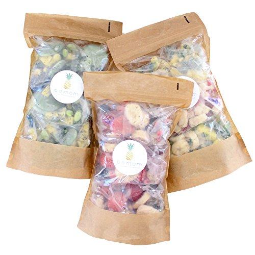 Detox Box - Smoothie Kur 5 Tage ǀ POMOM Frozen Smoothie Packs...