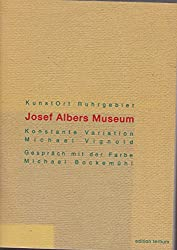 KunstOrt Ruhrgebiet, 8 Bde., Bd.2, Das Josef Albers Museum in Bottrop