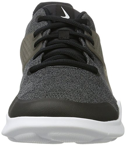 Nike Arrowz, Sneaker Uomo Nero (Black/white/dark Grey)