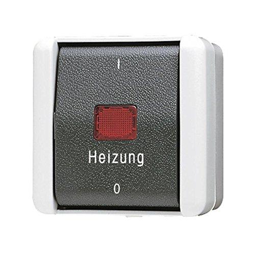 Preisvergleich Produktbild Jung 803 HW Heizungs-Notschalter WG800 AP IP44 Aus 3-pol.