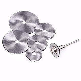 aohang Mini-Kreissägeblatt Schneiden Set ist geeignet für Dremel Mini Bohrmaschinen Rotary Tools