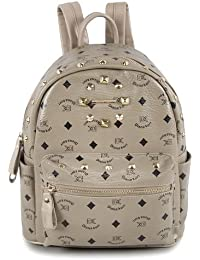 Diana Korr  Women Backpack (Grey)(DK62HLGRY)