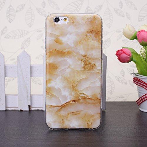 iPhone Case Cover 5se, 6s, 6s et marbre, coloré, caoutchouc silicone schéma tpu doux pour la peau couvrir les cas 5se, 6s, 6s et ( Color : 10 , Size : 6s Plus ) 10