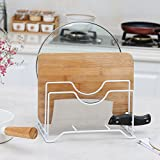 HL-PYL-cucine staffa per montaggio su rack,Bianco