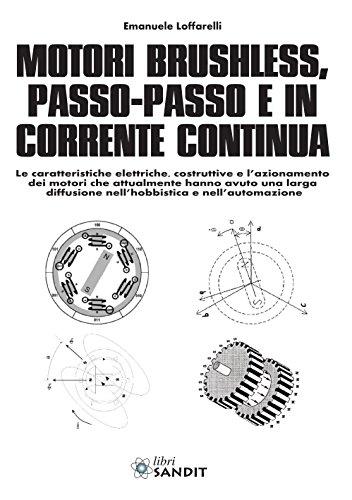 Motori brushless, passo passo e in corrente continua usato  Spedito ovunque in Italia