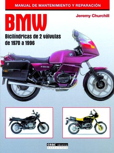 BMW: Bicilíndricas de 2 válvulas de 1970 a 1996 (Motor)