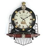 Grande metallo vintage treno a vapore caldaia quarzo - Best Reviews Guide