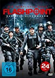 Flashpoint: Das Spezialkommando - Die komplette Serie (Keepcase) [24 DVDs]