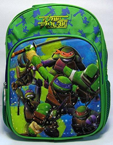 Tartarughe ninja zainetto asilo