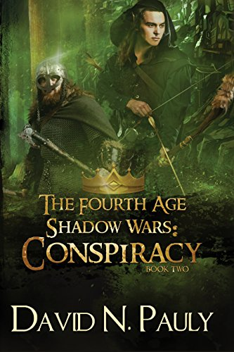 Conspiracy (The Fourth Age: Shadow Wars Book 2) (English Edition)