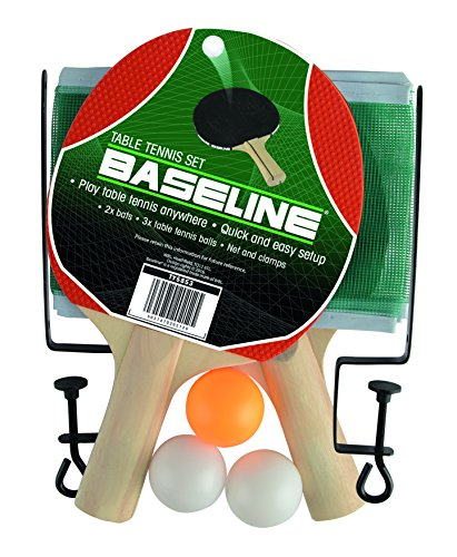 d1056d01e7d23 Baseline Table Tennis Ping Pong Set with 2 Bats