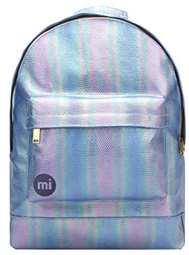 Mi-Pac Mini Backpack Gold Mochila Infantil, 33 cm, Litros, Mermaid Blue