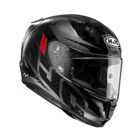 HJC RPHA 11 Lowin Carbon MC5 Helmet Black Medium (R1CBM)