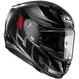 HJC Casque de Moto RPHA 11 CARBON LOWIN MC5, Noir, Taille L