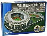 Giochi Preziosi - Nanostad 3D Stadium Puzzle del Stadio di Lazio