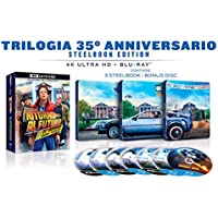 Ritorno Al Futuro: The Ultimate Trilogy - Steelbook Collection 35° Anniversario