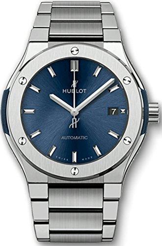 Hublot Classic Fusion orologio automatico da uomo, 45 mm, 510.NX.7170.NX