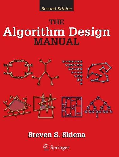 The Algorithm Design Manual por Steven S Skiena