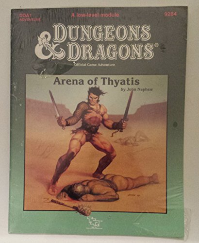 Wizards Arenas (Arena of Thyatis (Dungeons and Dragons/Dda1))