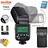 Godox Thinklite TT685C E-TTL II 2.4G Wireless GN60 Flash per fotocamera Canon EOS