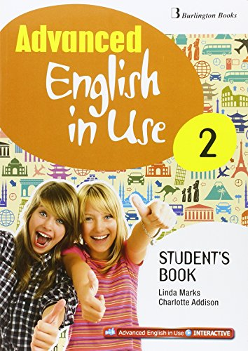 Advanced english in use eso 2 student's book