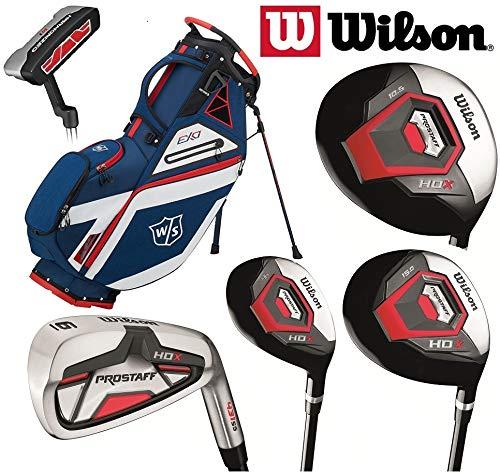 Wilson Prostaff HDX complet Club de golf Graphite...