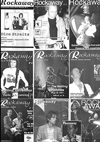 Fanzine Rockaway - Publicación sobre Dire Straits por Fanzine Rockaway