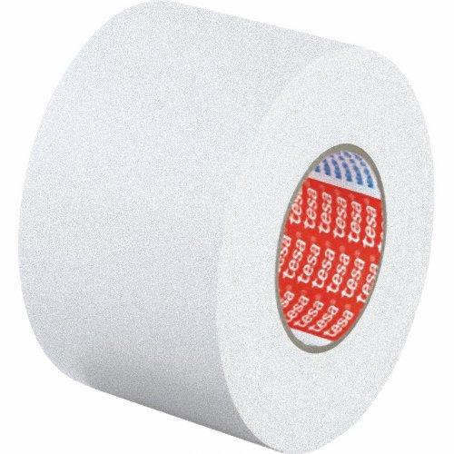 Tesa 04651-00510-00 Gewebeband 4651 Premium, 25 mm x 50 m, weiá, weiß