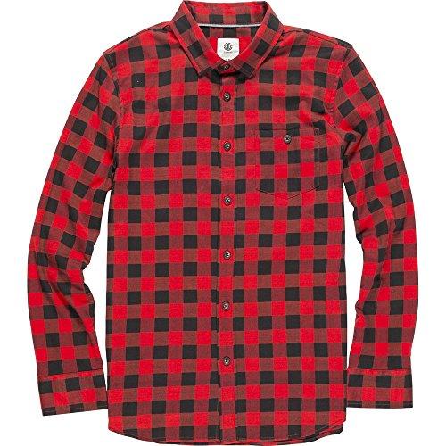 Element Jedway T-Shirt Rot