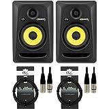 KRK RP5 ROKIT G3 Plug & Play 3 m Kabel Studiomonitor Set