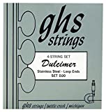 GHS D20 Jeu de cordes pour Tympanon