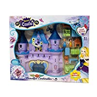 Koolbitz Castle Light Up and Music Playset Princess Playset Doll House Childrens Doll House Castle