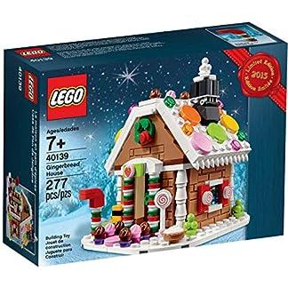 LEGO 40139 – Casa navideña de Pan de Jengibre, edición Limitada de 2015