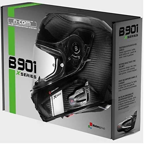 BLUETOOTH INTERFONO B901-X SINGOLO PER CASCHI X-LITE NOLAN