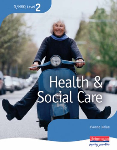 nvq level 2 health and social care The level 2 diploma in health and social care (adults) for england (rqf formerly qcf) confirms competence in areas of health and social care where appropriate.